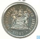 South Africa 1 rand 1983 (Silver)