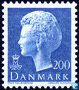 Postage Stamps - Denmark - Queen Magrethe II