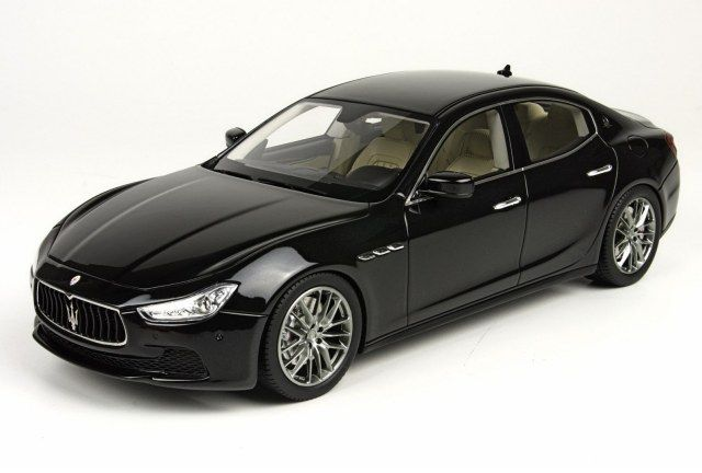 Top Marques by BBR - Scale 1/18 - Maserati Ghibli 2013 ...