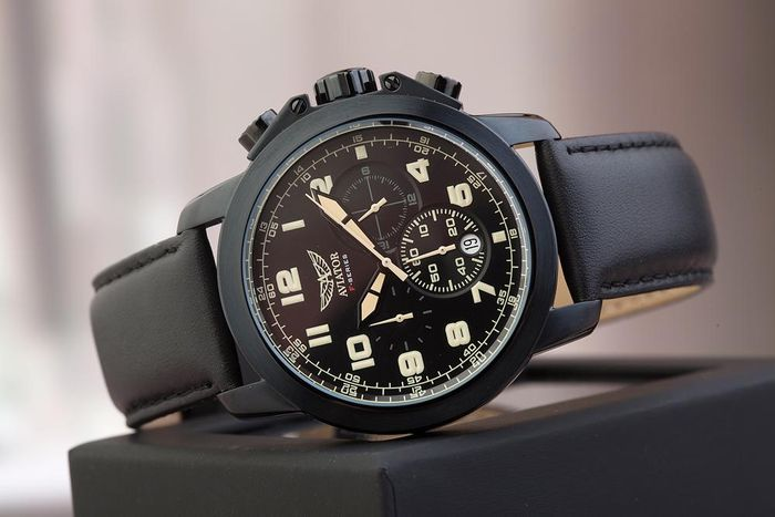 2f01583de1e4 AVIATOR Worldtime CHRONOGRAPH AVW1721G261- RELOJ AVIADOR – IMPECABLE 0202