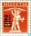 Postage Stamps - Switzerland [CHE] - Walter Tell