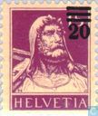 Postage Stamps - Switzerland [CHE] - Wiliam Tell