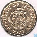 "Seychelles 10 cents 1977 ""F.A.O."""