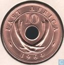 East Africa 10 cents 1964