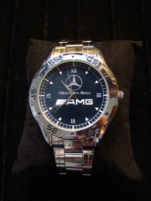 Mercedes Benz Amg Men S Wristwatch 2015 Catawiki