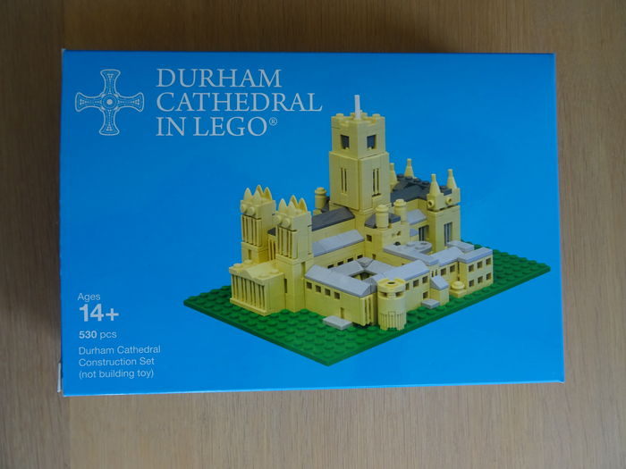 LEGO Certified Professional - LEGO Durham Cathedral - 2015