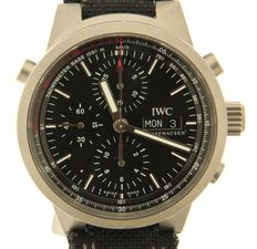 IWC GST Jan Ullrich Chronograph limited to 250 pieces – wristwatch – n° 3715.37 – (our internal #6998)