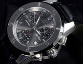 Check out our MEYERS Fly Racer Chronograph  -  Mens Wristwatch