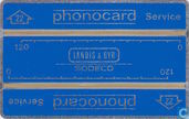 Oldest item - Phonocard service Stu.22
