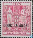 New Zealand stamps with overprint