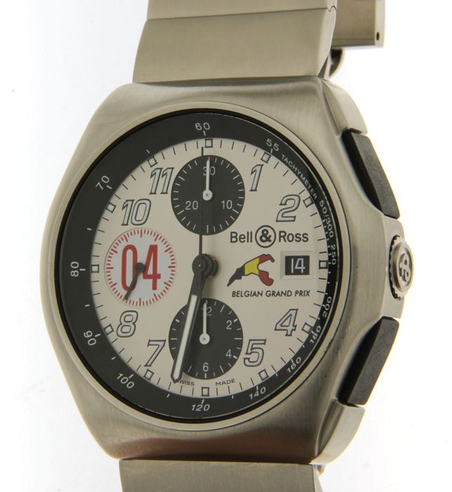 "Bell & Ross - Grand Prix - Unisex - 2011-present - ""NO RESERVE PRICE"""