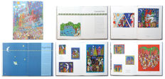 James Rizzi - The New York Paintings, American Cookies and more