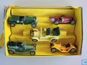 Veteran and Vintage Cars Set