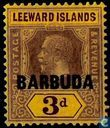 Leeward Islands with print