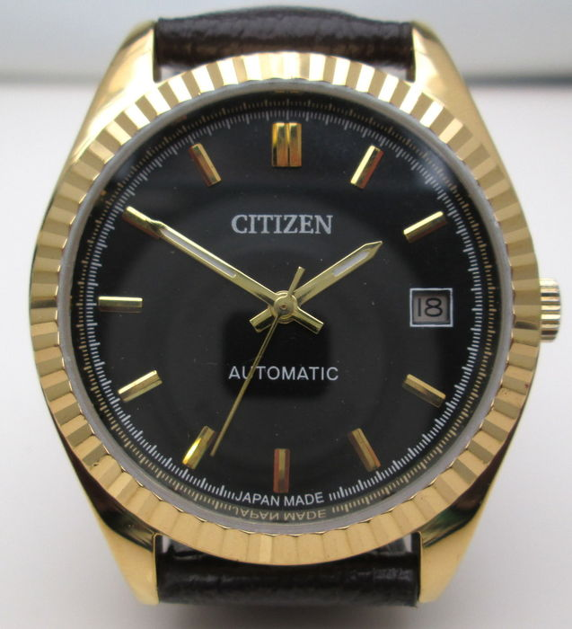 how to open citizen wrist watch
