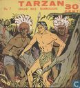 Comic Books - Tarzan of the Apes - De magische drum l