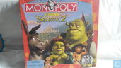 Monopoly  Shrek 2 junior