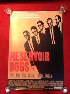Black And White Movie Stills Pulp Fiction Reservoir Dogs