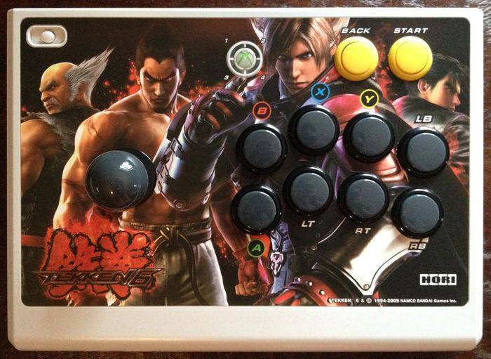 Tekken 6 Wireless Fighting Stick For Xbox 360 Catawiki