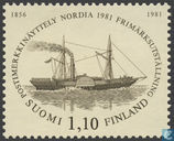 Postage Stamps - Finland - 110 Brown