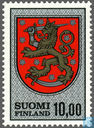 Postage Stamps - Finland - Weapon Series