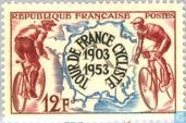 Timbres-poste - France [FRA] - Tour de France