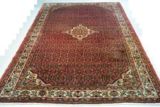 Wonderful Persian carpet Hosseinabad 205 x 217 cm End of the 20th century