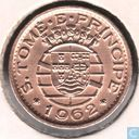 Sao Tome and Principe 20 centavos 1962