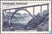 Postage Stamps - France [FRA] - Garabit Viaduct