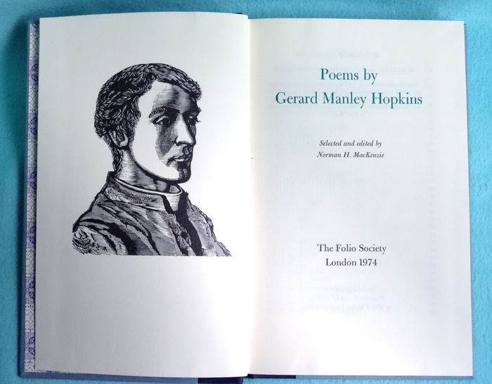Folio Society; Gerald Manley Hopkins - Poems - 1977