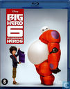 DVD / Video / Blu-ray - Blu-ray - Big Hero 6