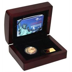 The Netherlands - 10 Euros 2009 Manhattan - With certificate, in coffer, gold