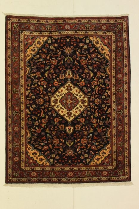 Persian carpet, MALAYER, Iran, semi-antique