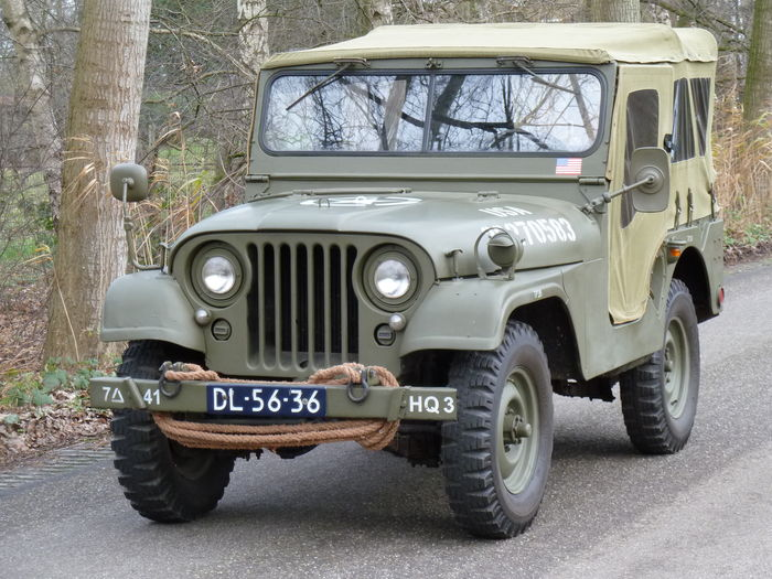 Nekaf M38A1 Willys Jeep Convertible - 1956 - Catawiki