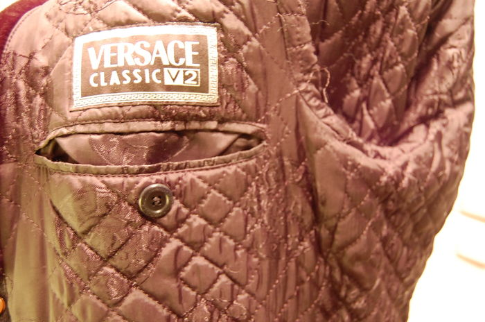 Versace - Manteau homme - Catawiki 8fe9c7836ce