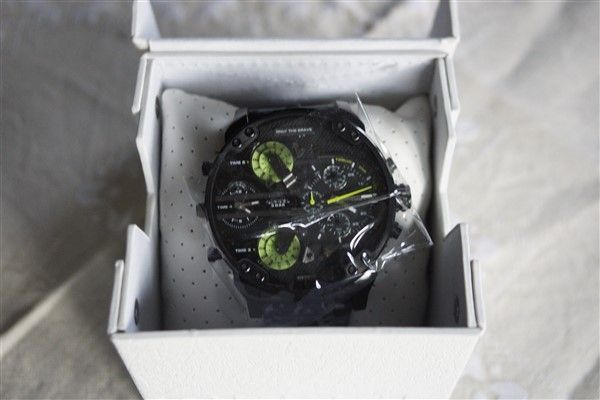 outlet store sale classic fit order Diesel Mr. Daddy 2.0 Camouflage - Montre-bracelet - 2015 - Catawiki