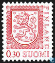 Postage Stamps - Finland - National coat of arms