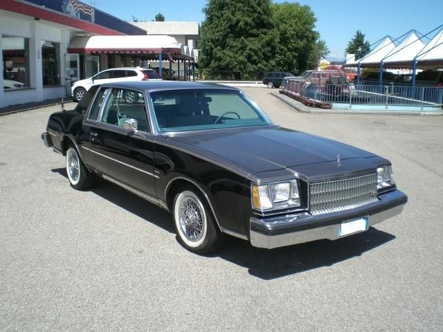 Buick - Regal Limited V8 4,9 L - 1979