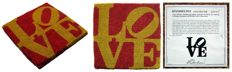 Robert Indiana - Spanish LOVE, Winter LOVE