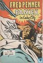 Comic Books - Fred Penner - Paniek in Lake City
