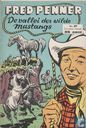 Comics - Fred Penner - De vallei der wilde mustangs