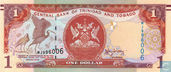 Trinidad and Tobago 1 Dollar (P46b)