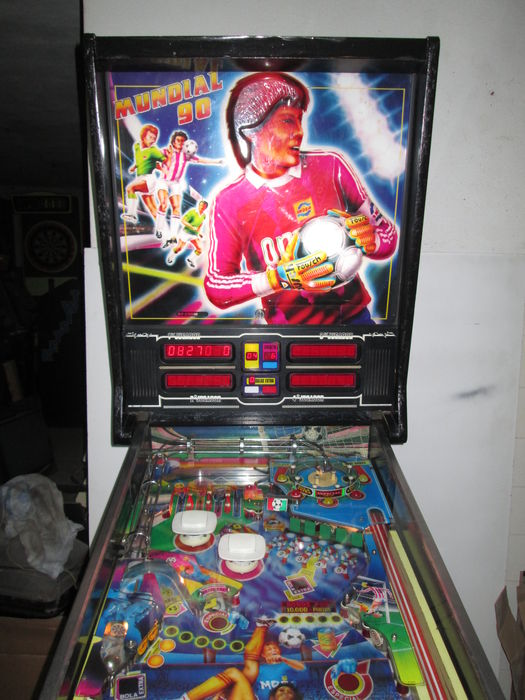 Mundial 90 Original Pinball Machine