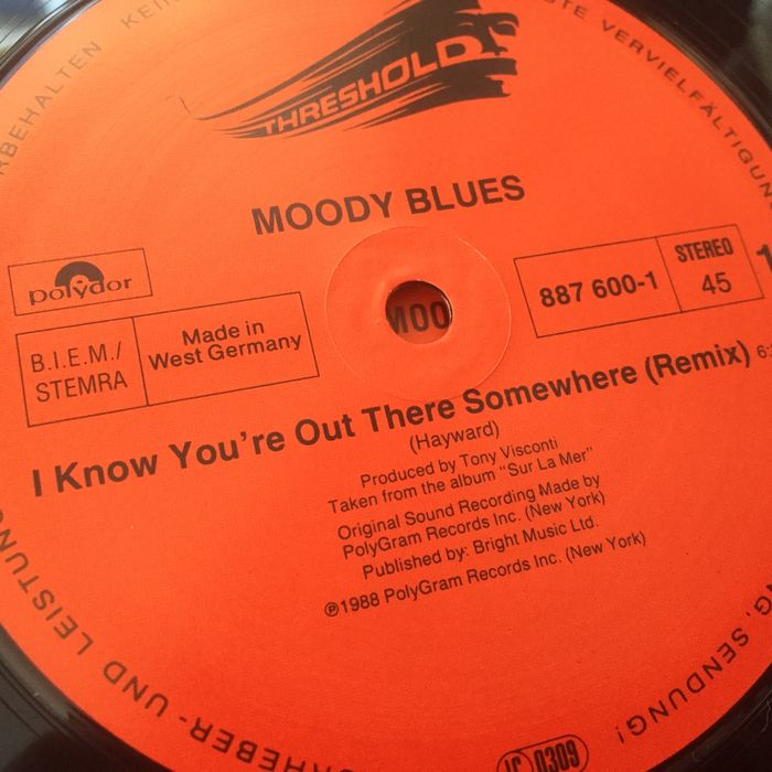 Moody Blues, The - Grande Toure