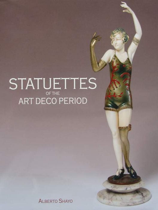 Statuettes of the Art Deco Period - Various - Libro