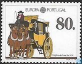 Briefmarken - Portugal [PRT] - Europa – Transport und Kommunikation