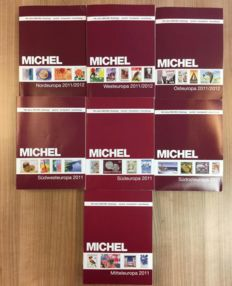 Accessories - Michel Europe Catalogue 2011/2012 - Volume 1 to 7