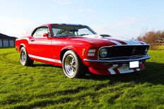 Ford - Mustang Mach 1 Fastback - 1970
