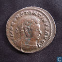 Empire romain AE Follis Constantin I 313-315 AD