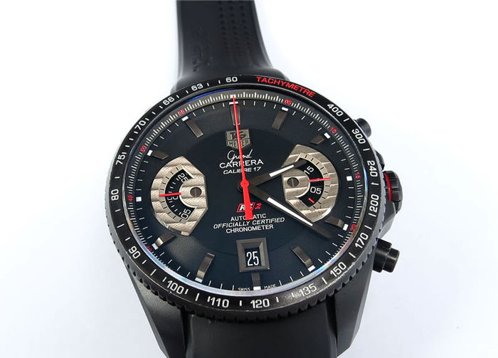 мужскую tag heuer grand carrera calibre 17 rs2 chronograph mens watch CONFERENCE logo Мода